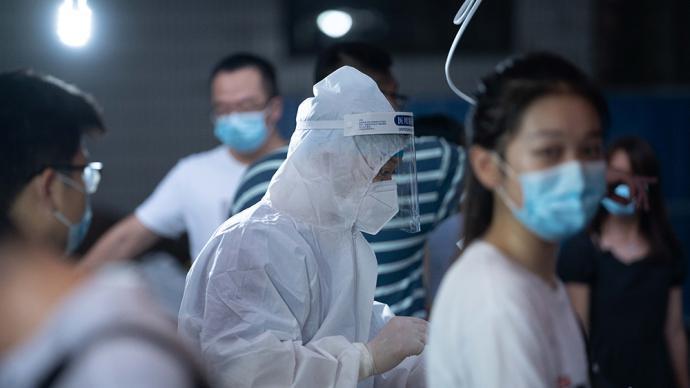 武汉增3例确诊12例无症状,本轮病例均与淮安某旅行团关联