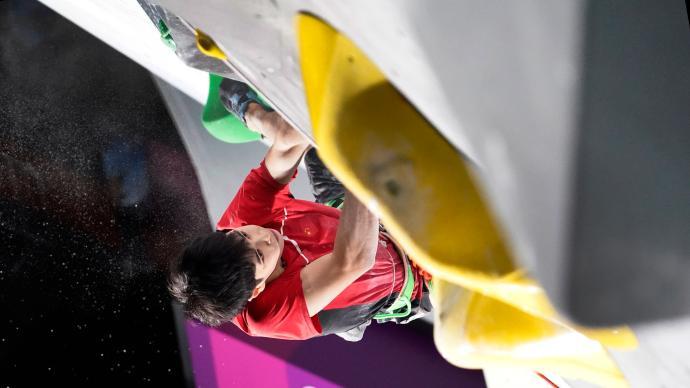 中国两名选手无缘攀岩决赛,东京奥运比赛设置遭多人吐槽