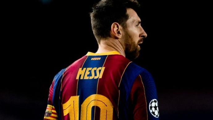 巴萨官宣:梅西将离开球队,不再为俱乐部效力