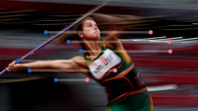 東京奧運男女比近1:1,圖釋奧運性別平等之路