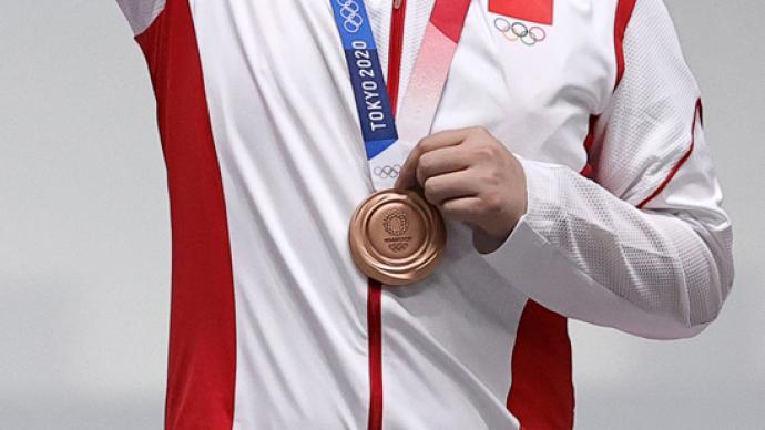 決戰東京·群英譜③18銅 銅色的獎牌一樣價值千金