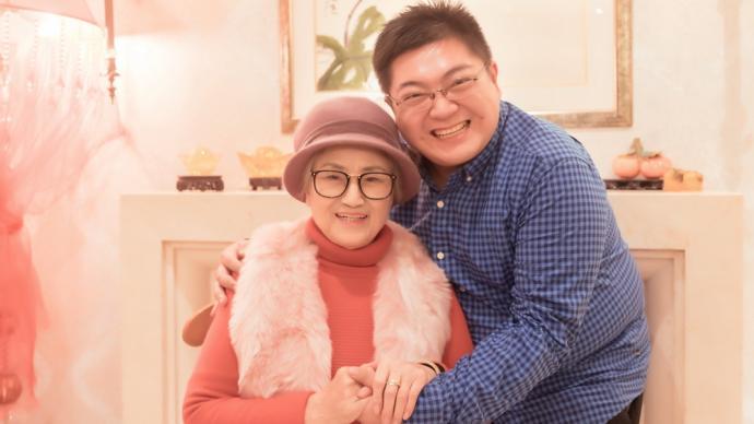 王悅陽憶王文娟:藝術上大江大河,生活中很潮的奶奶
