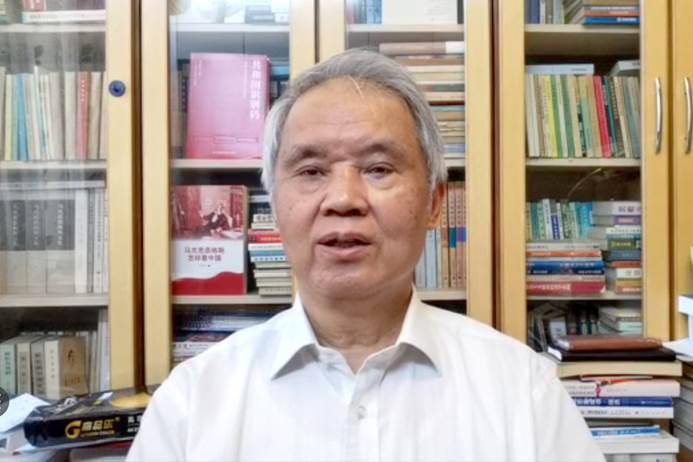 中共黨史學會副會長、原中共中央黨史研究室副主任李忠杰