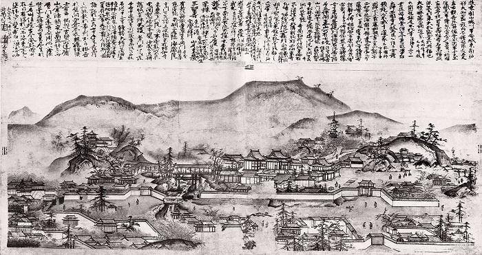京都东福寺