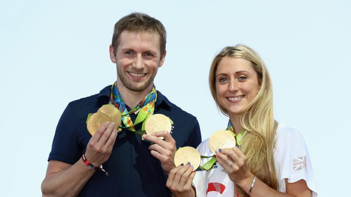 深一度 12金3银!这是奥运历史拿奖牌最多的夫妻