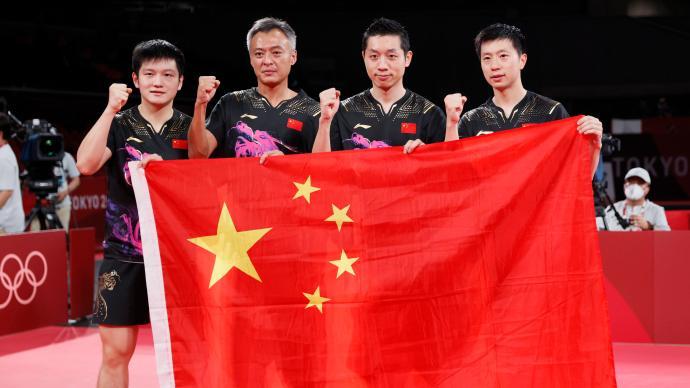 中国奥运代表团追平境外参赛最好成绩,未出现感染或密接