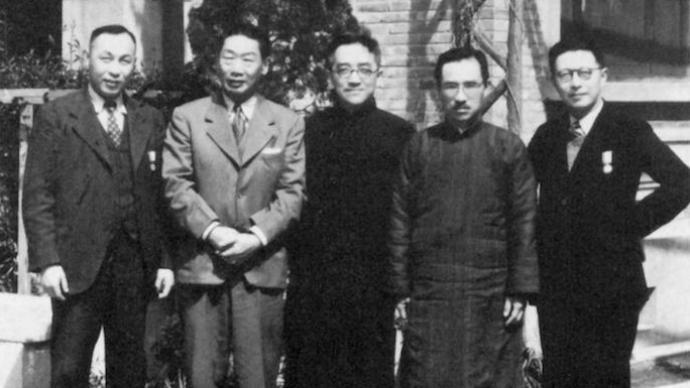 """徐自豪丨胡適與誰""""皆兄弟也""""?"""