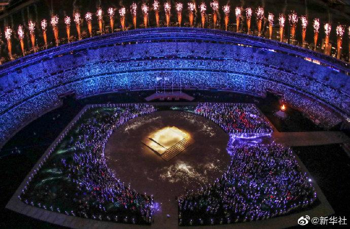 东京奥运会闭幕
