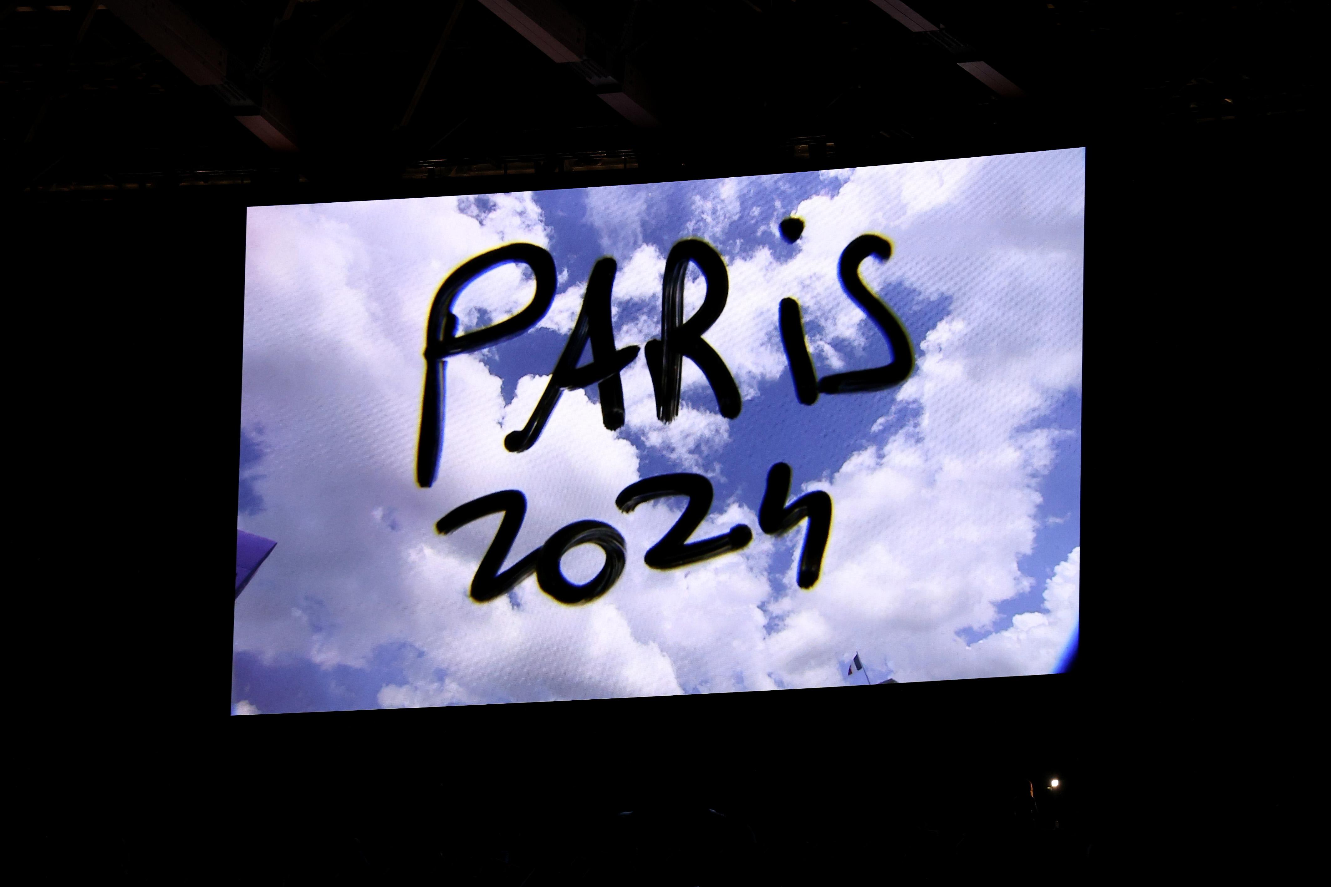 2024年,相聚巴黎。