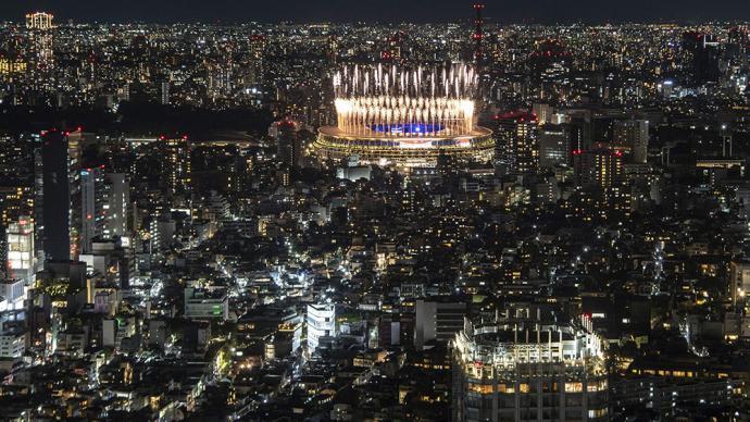 早安·世界 再見,東京!夏季奧運進入巴黎時間