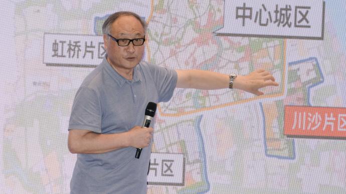 魔都與新城·青浦 諸大建:五個新城的節點、綜合和獨立