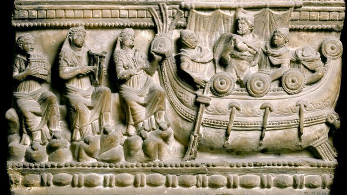 """我讀︱羅馬的""""他者"""":希普利筆下的伊特魯里亞文明"""