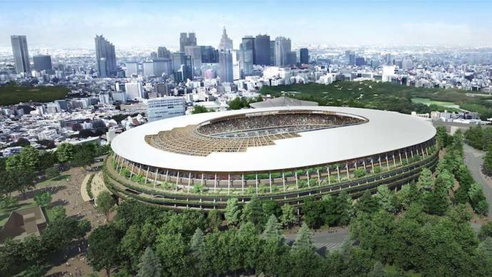 """建筑的隱喻:東京奧運會主場館""""國立競技場""""的歷史與悖論"""