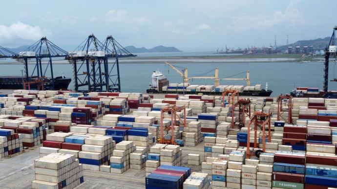 商務部:1至7月進出口規模21.34萬億,創歷史同期新高