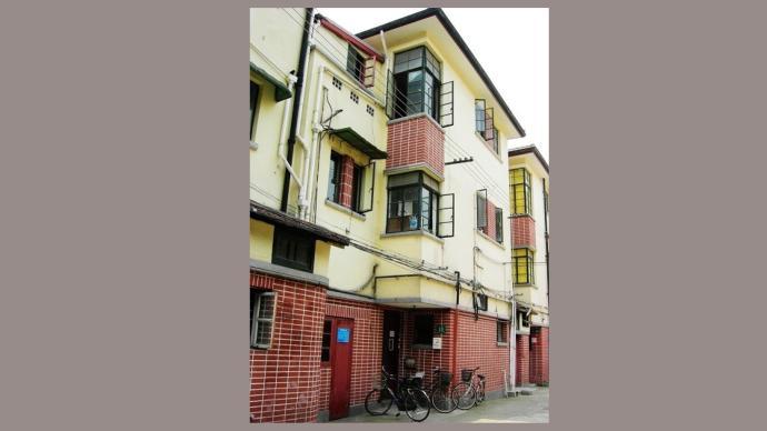 上海愛棠新村13號的風云歲月