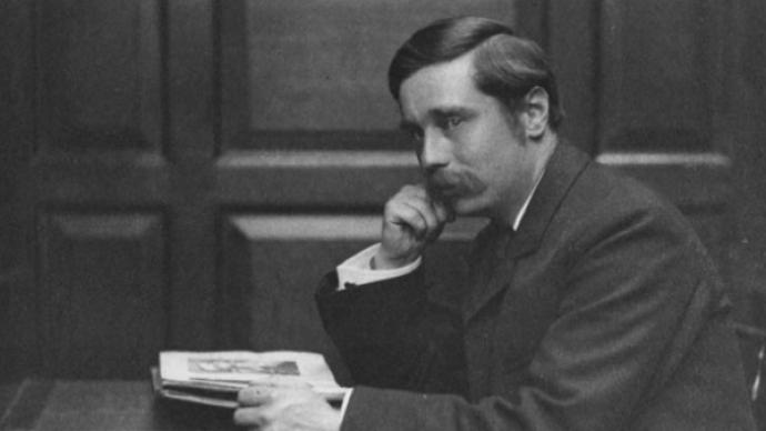世紀末的奇觀:威爾斯早期科幻經典
