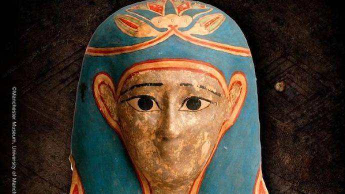 古埃及最后的秘密:六具黃金木乃伊北京首展