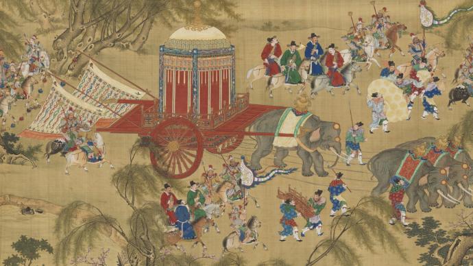 """人象之間:中國古人與大象的""""相愛相殺"""""""