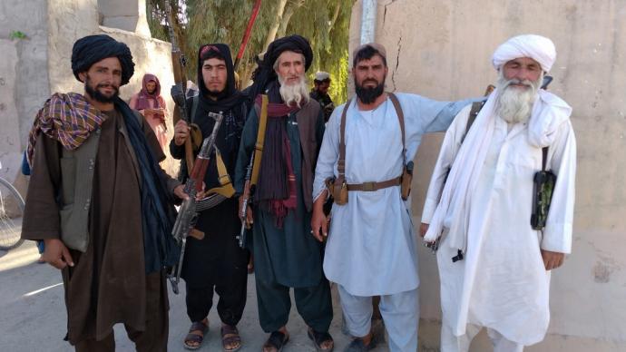 早安·世界 塔利班已控制阿65%地區,美預測喀布爾90天內失守