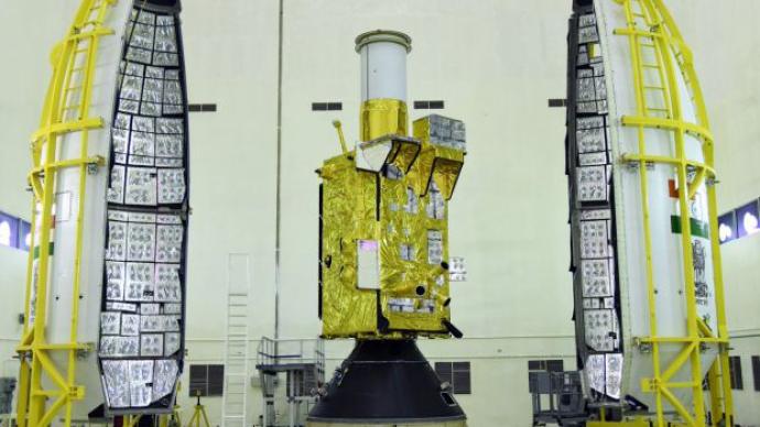印度衛星發射失敗:系首顆靜止軌道觀測衛星,可持續監控邊境