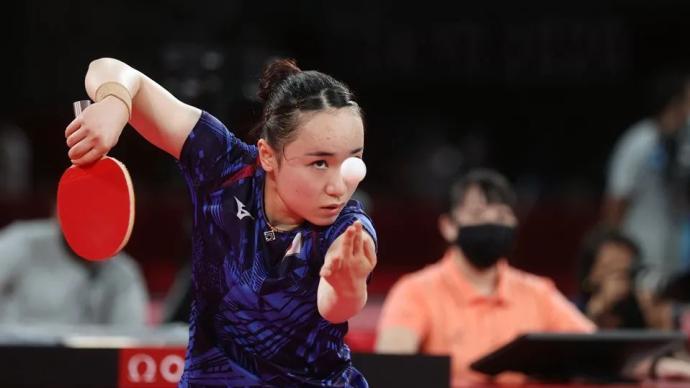 伊藤美誠:感謝中國觀眾和球迷,但我還是想贏孫穎莎