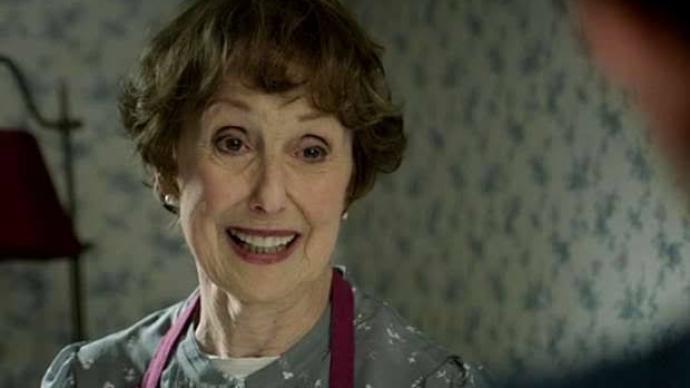 尤娜·斯塔布斯去世,《神探夏洛克》中飾演哈德森太太