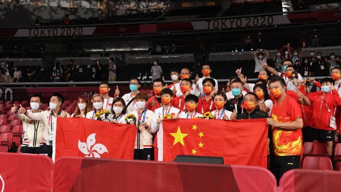 杜凱琹:劉國梁主動邀請我們合影,之前跟隨國乒訓練9個月
