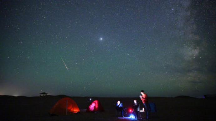 夜讀 我們有多久沒關注頭頂的星空了?