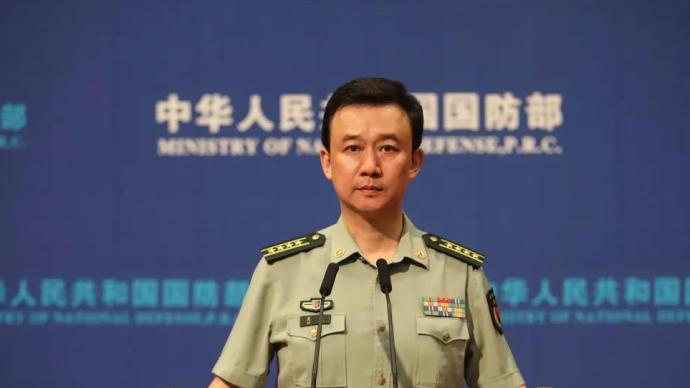 國防部:對日本防衛大臣參拜靖國神社表示強烈不滿和堅決反對