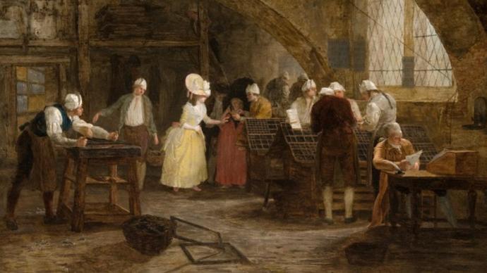 羅伯特·達恩頓:18世紀《百科全書》印刷工人們的工作日常