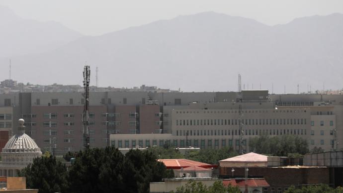 """外媒:塔利班稱沒有""""武力""""奪取喀布爾的計劃"""