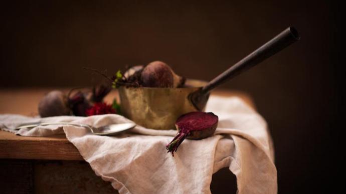 國際美食攝影大賽啟幕:如靜物畫一般鋪排的食材