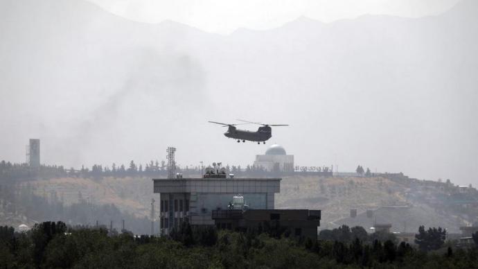 美國談判代表:美方人員完成撤離前,塔利班不可進入喀布爾