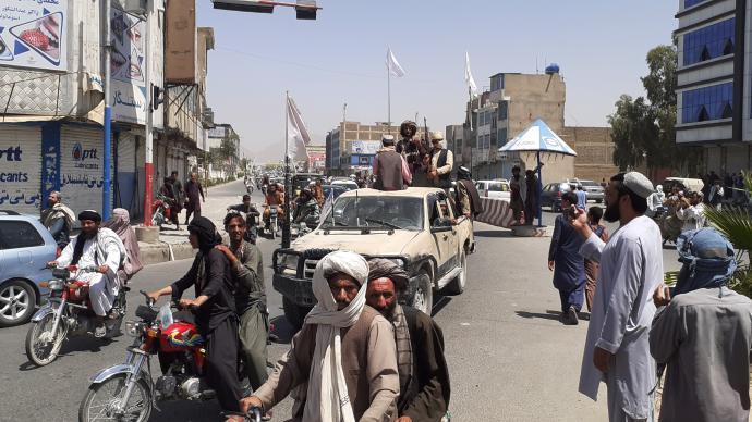 巴基斯坦稱密切關注阿富汗局勢,美媒:巴正與阿塔談判