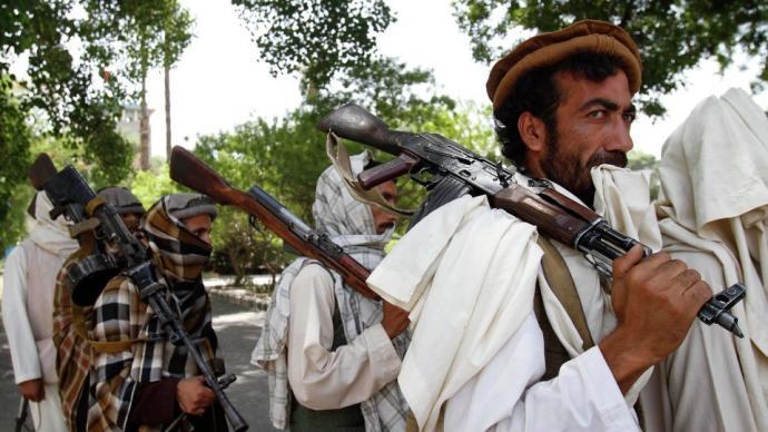 俄媒:阿富汗塔利班已命令部隊進入喀布爾