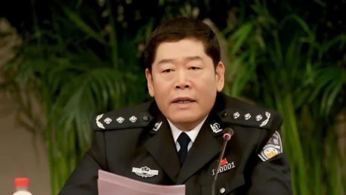 沈陽市副市長、市公安局局長楊建軍接受審查調查