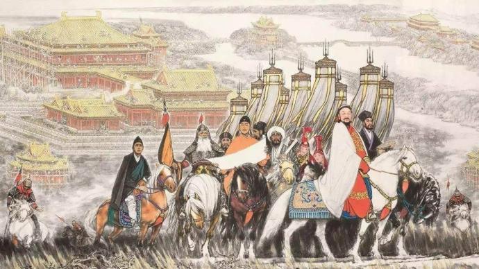 清朝皇帝是如何看待元朝的?