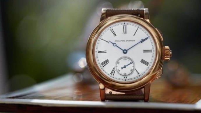 一枚大小自鸣三问腕表卖出4700万元,是什么让它昂贵?