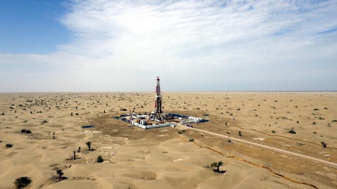 中國石化發現兩億噸級油氣區,兩大油企接連宣布勘探重大發現