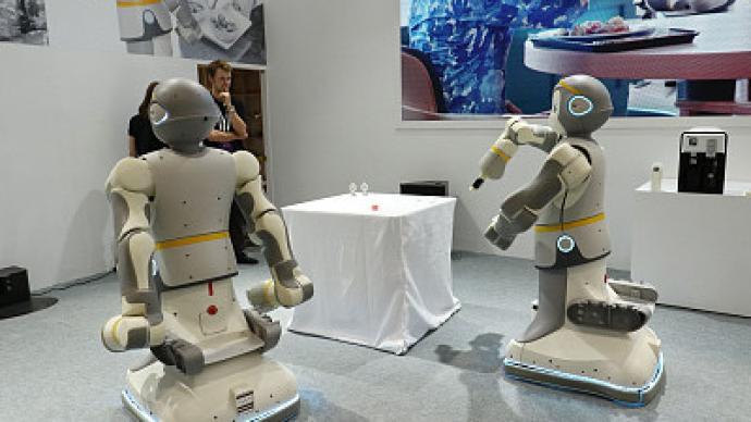 本輪京外關聯疫情得到有效控制,2021世界機器人大會將重啟