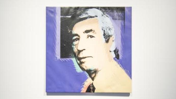 """""""丁丁之父""""埃尔热的艺术与收藏:连环画向左,绘画向右"""