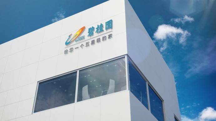 """碧桂園半年業績報告出爐,""""大船穩行""""超市場預期"""