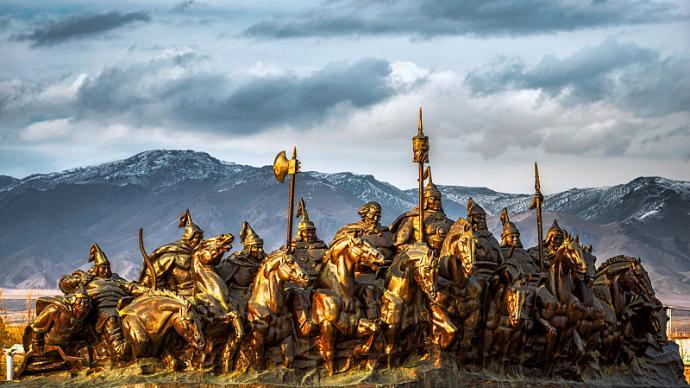 成吉思汗的征戰造成了多少人口損失?