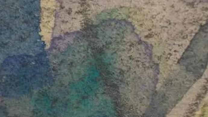 鉴赏|作为水彩画天才的塞尚,可能被忽视了