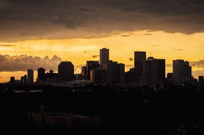 """美國路易斯安那州,颶風""""艾達""""過后的新奧爾良"""