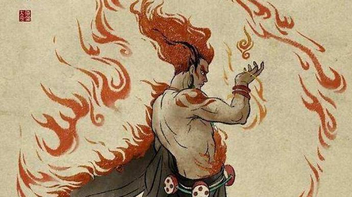 雷神与火神,嫦娥与蟾蜍、龙与凤,符号里的中国文化什么样?