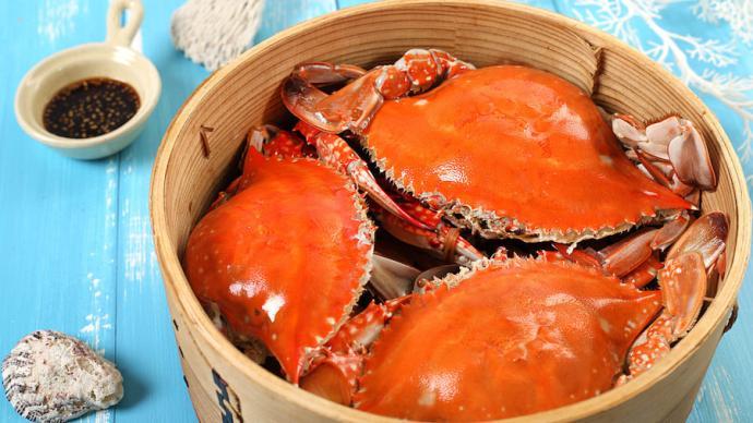 下厨房|游上餐桌的梭子蟹,吃的就是鲜!