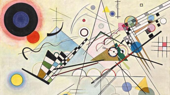 古根海姆再读康定斯基:环游心灵与音乐世界