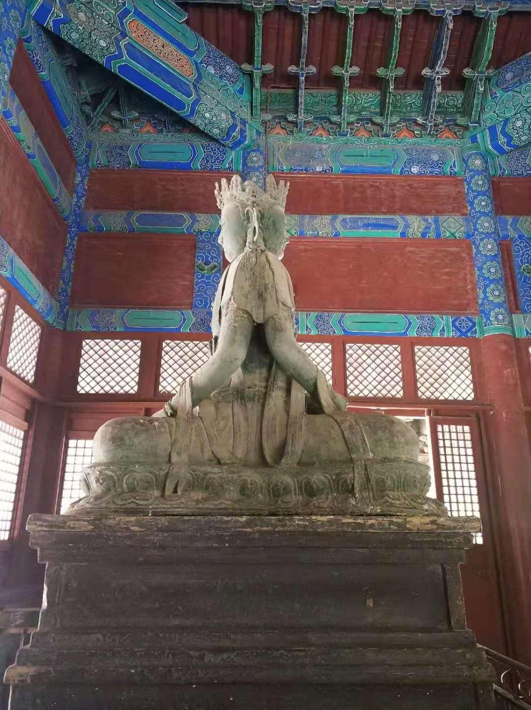隆兴寺戒坛