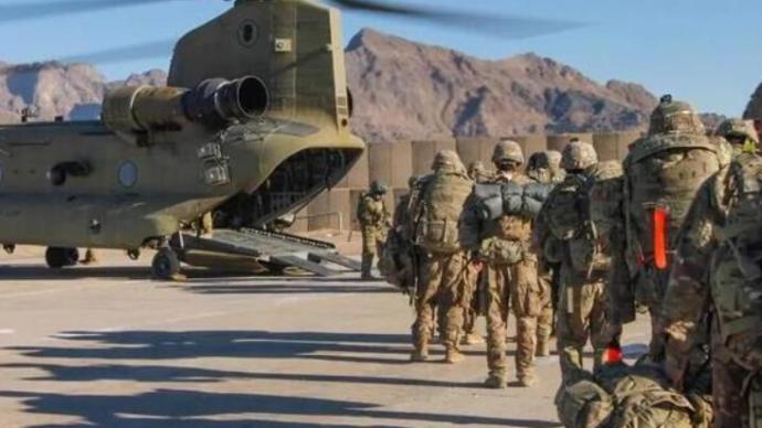 """媒體:完成阿富汗撤軍,會是""""美式民主""""輸出的終結嗎?"""
